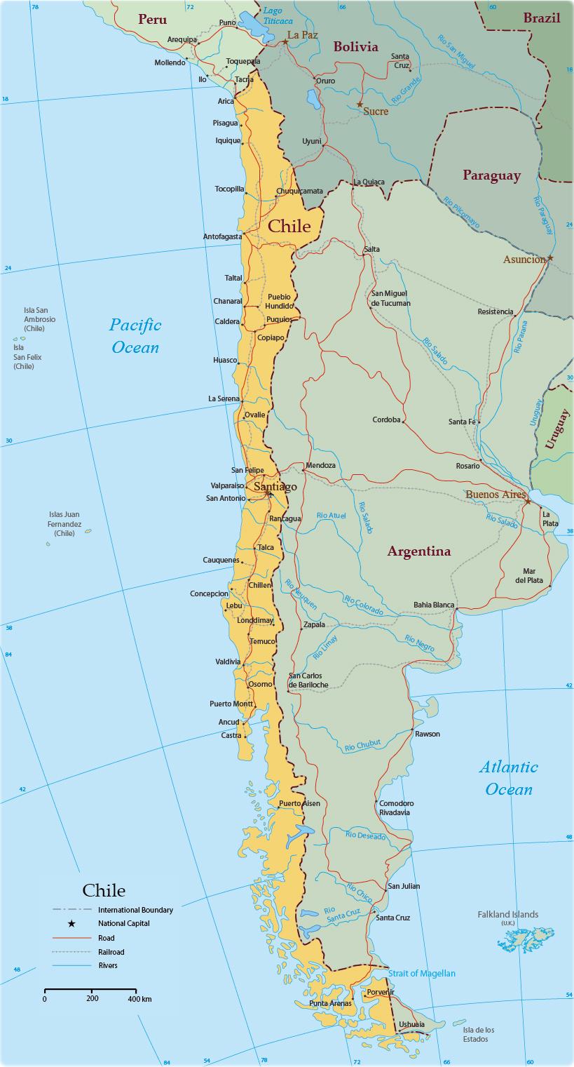 Chile Map on tierra del fuego map, punta arenas map, united states map, ecuador map, china map, peru map, south america map, japan map, quebec map, pacific ocean map, benin map, panama map, australia map, central america map, cameroon map, france map, colombia map, algeria map, croatia map, eritrea map, spain map, europe map, argentina map, bolivia map, libya map, angola map, aruba map, canada map, belgium map, egypt map, guatemala map, latin america map, cuba map, brazil map, columbia map,