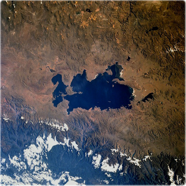 Lake Titicaca - Andes