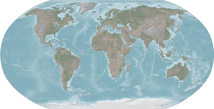 World maps europe asia america africa oceania gumiabroncs Gallery